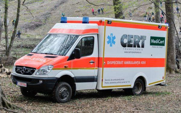 Proiect CERT Transilvania: Dispensar mobil pentru 20.000 de locuitori din cătunele din Munții Apuseni