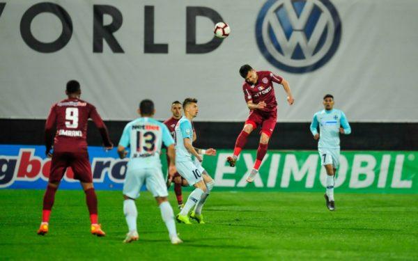 Remiză în derby-ul Ligii I . CFR Cluj – FCSB s-a terminat 0-0