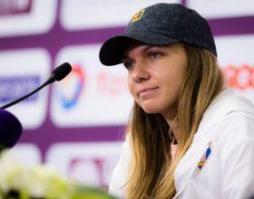 Simona Halep s-a retras de la turneul de la Stuttgart, din cauza unei accidentări