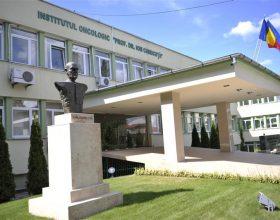 Buncărul pentru radioterapie de la Institutul Oncologic din Cluj va fi terminat în acest an