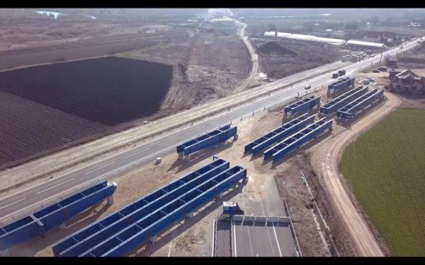 VIDEO & FOTO | Asociația Pro Infrastructură: Sunt zero șanse să fie inaugurat în acest an tronsonul Câmpia Turzii-Chețani al Autostrăzii Transilvania