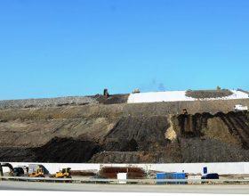FOTO | Vechea rampă de deșeuri de la Pata Rât va fi închisă până în septembrie