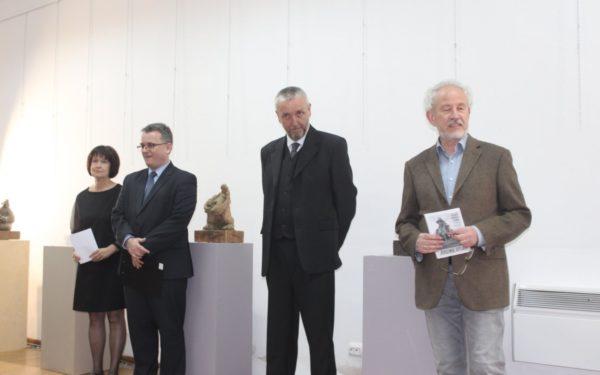 Őseink útján Nemes András Csaba szobrásszal
