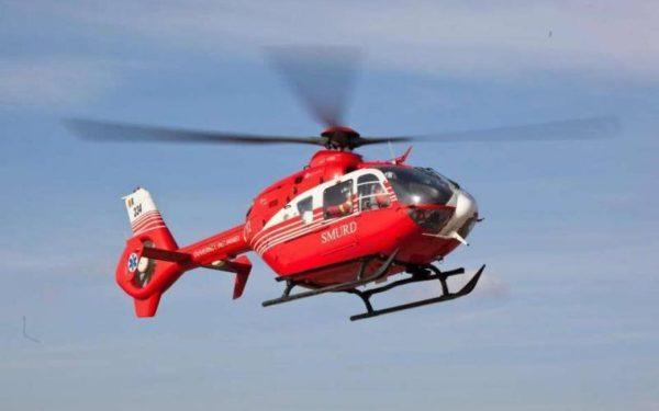Elicopterul SMURD care va deservi zona de Nord-Vest va fi operaţional în acest an