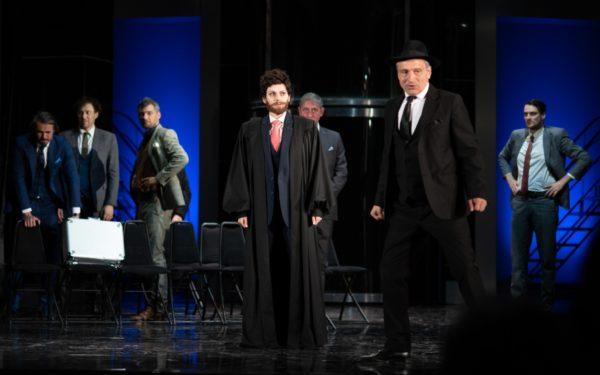 Două spectacole ale Teatrului Maghiar vor fi jucate pe scena Teatrului Vígszínház din Budapesta