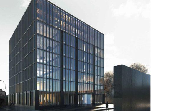 FOTO: Clădirea CJ Cluj se extinde cu 4.000 de metri pătrați. Instituția va fi independentă din punct de vedere energetic