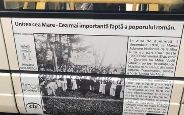 FOTO | Călătorii în istoria României, cu mijoacele de transport în comun din Cluj
