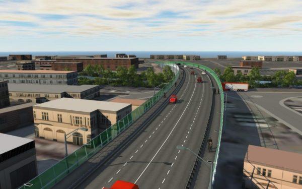 Traficul pe podul Fabricii din Cluj va fi restricționat pe două benzi
