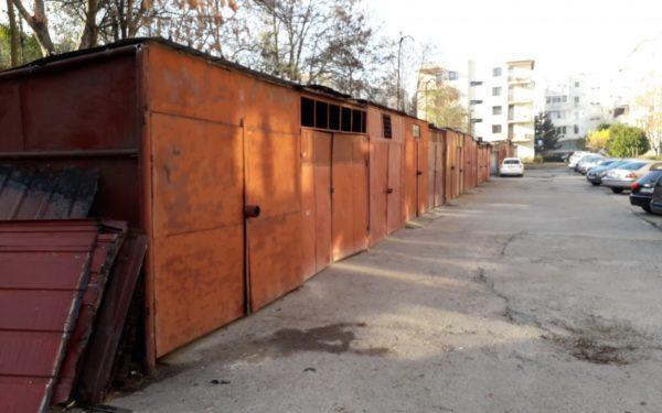 A Mărăști és Györgyfalvi negyedben több mint 150 garázs lesz lebontva