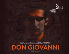 Rebelul și seducătorul Don Giovanni urcă pe scena Operei din Cluj. Regia este semnată de Beatrice Rancea