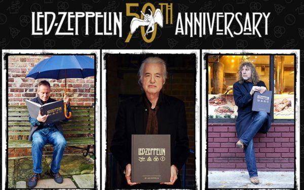 Un nou documentar despre Led Zeppelin va fi lansat la o jumătate de secol de la înființarea trupei