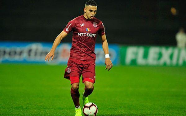 Cristian Manea de la CFR Cluj a fost inclus în lotul României pentru Campionatul European de Tineret