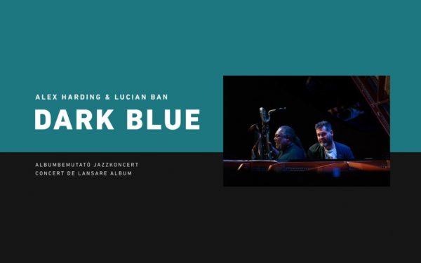 Dark Blue Jazzkoncert a Kolozsvári Állami Magyar Színházban