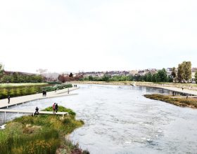 Proiectul de reamenajare a malului Someșului prevede construirea de la zero a două poduri. Unde vor fi amplasate