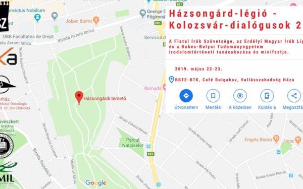 Házsongárd-légió / Kolozsvár-dialógusok