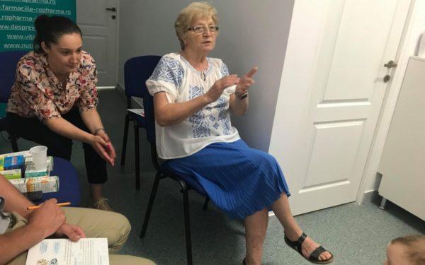 """Interviurile EBS   Dr. Ana Culcer, medic pediatru, despre două din """"bolile naționale"""" în România:  înfofolitul și îndopatul copiilor"""