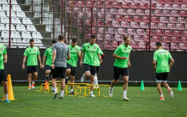 CFR Cluj va susţine cinci meciuri amicale în stagiul de pregătire din Austria