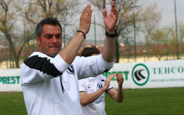 Cristian Dulca este noul antrenor al Universității Cluj