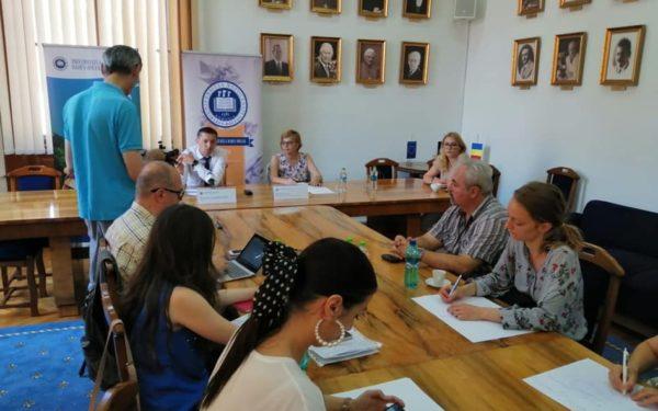 UBB lansează noi proiecte dedicate antreprenoriatului și inovării