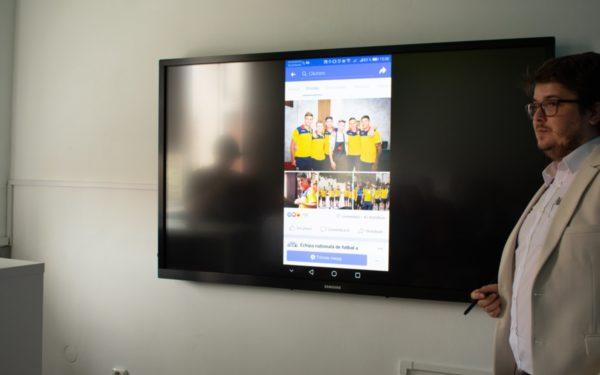 FSPAC a făcut primul pas pentru a deveni prima facultate complet digitalizată