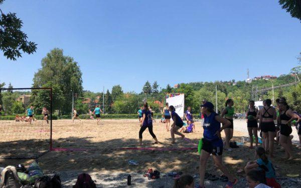"""FOTO   A început festivalul Sportului la Cluj. """"Dorința noastră este să îi determinăm pe toți să facă mișcare"""""""