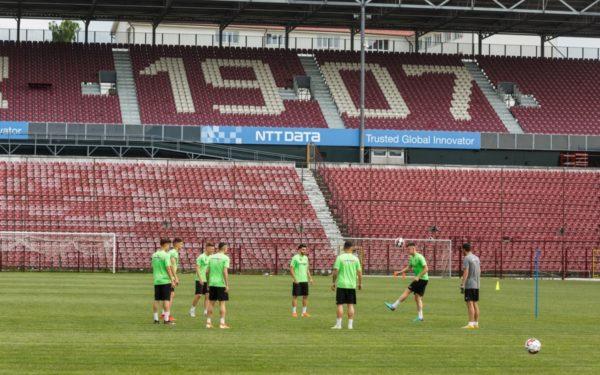 CFR Cluj va disputa primul meci oficial din noul sezon în 6 iulie