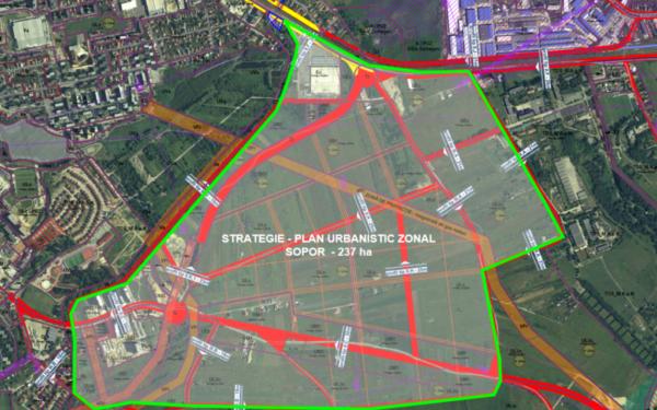 Start la idei pentru amenajarea de la zero a cartierului Sopor. A fost lansat concursul de soluții