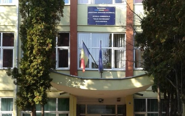 Școala Iuliu Hațieganu preia oficial spațiile unui fost liceu. Peste 200 de elevi, mutați aici