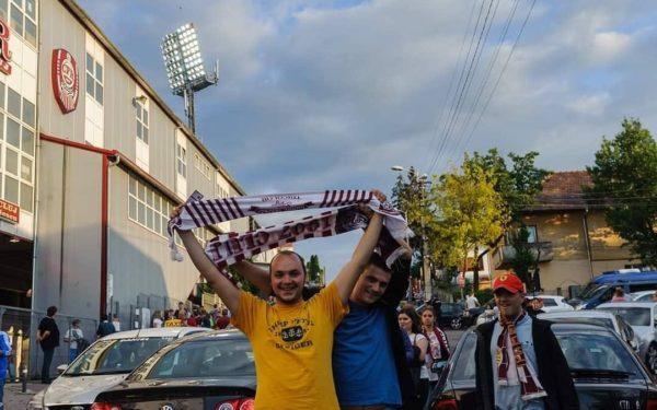 Maccabi Tel-Aviv – CFR Cluj s-ar putea juca cu casa închisă