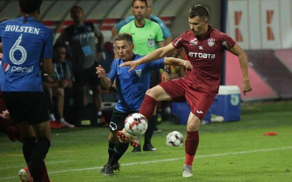 FC Viitorul a câștigat Supercupa României la fotbal