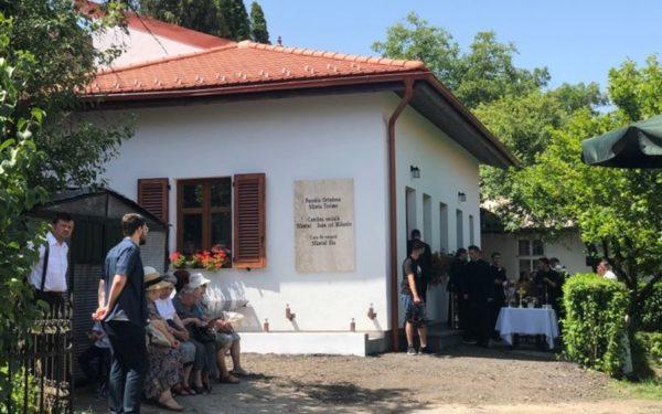 """În ajutorul oamenilor nevoiași. Parohia Ortodoxă """"Sfânta Treime""""  a deschis o cantină și o casă unde vor fi găzduiți însoțitori ai bolnavilor"""