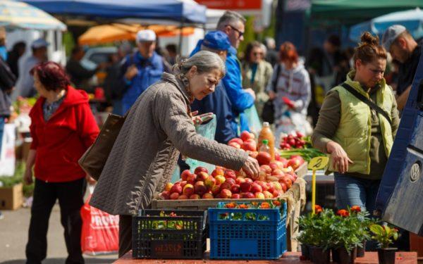 Ordonanța Militară 8: Piețele agroalimentare rămân deschise