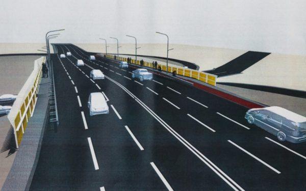 Din toamnă, pe podul N din Cluj se va putea circula pe patru benzi
