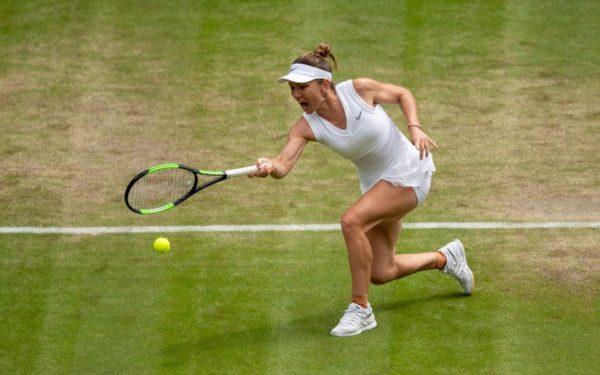 Simona Halep s-a calificat în finala turneului de la Wimbledon