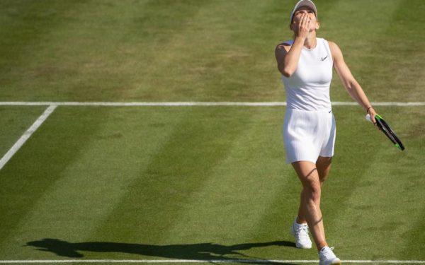 Simona Halep a învins-o pe Shuai Zhang și s-a calificat în semifinalele turneului de la Wimbledon