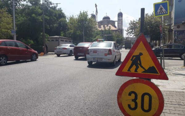 Conducte de apă noi pe zeci de străzi din Cluj-Napoca