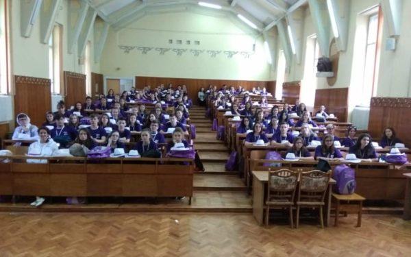 Cluj Letters Summer School 2019 le oferă elevilor o atmosferă studențească