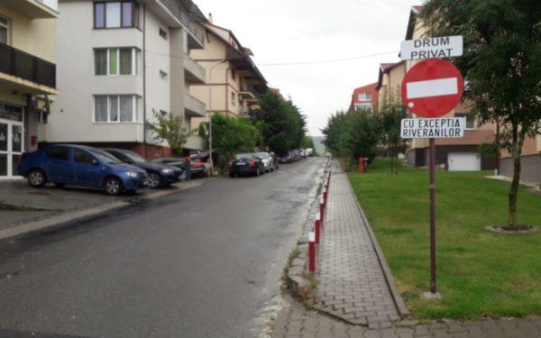 Nicio solicitare de preluare a străzilor private de către Primărie nu a fost făcută la Cluj. În oraș sunt aproape 450 de astfel de drumuri