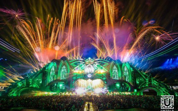 Untold 2019 la final. Peste 370.000 de oameni au participat în cele patru zile de festival