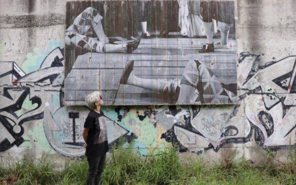 O fotografă din Cluj aduce arta în stradă. Expoziție inedită pe malul Someșului