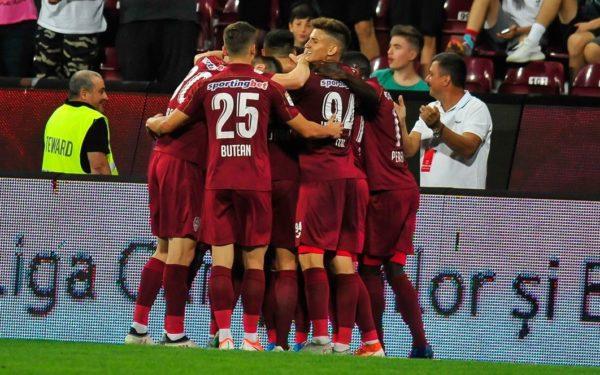 CFR Cluj s-a calificat în play-off-ul Ligii Campionilor. Clujenii au reușit să înscrie 4 goluri pe terenul lui Celtic Glasgow