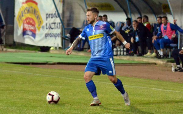 CFR Cluj a semnat cu Cătălin Golofca