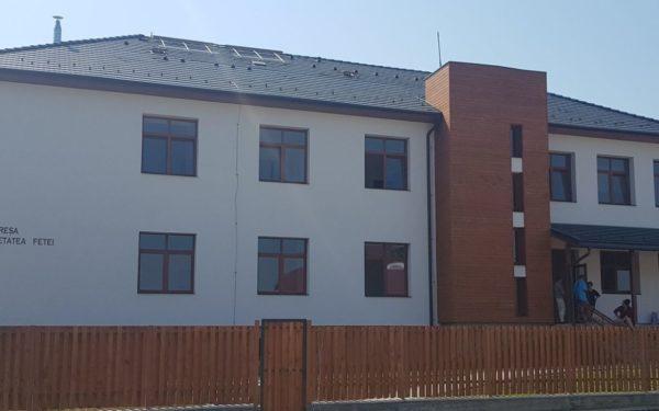 Noua creșă din Florești ar putea fi deschisă în această toamnă. Capacitatea este de 100 de locuri