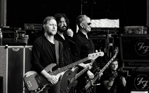 Foo Fighters lansează anul viitor cel de-al zecelea album