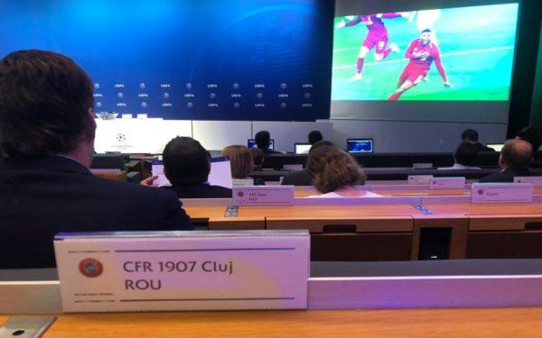 Adversarele CFR-ului din play-off-ul cupelor europene