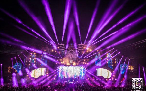 Al cincilea capitol Untold. Dimitri Vegas & Like Mike și Steve Aoki au încântat mulțimea în prima seară a festivalului