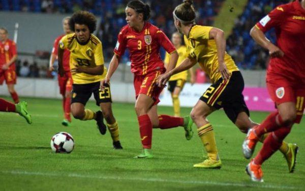 Naționala de fotbal feminin debutează, la Cluj, într-o nouă campanie de calificare