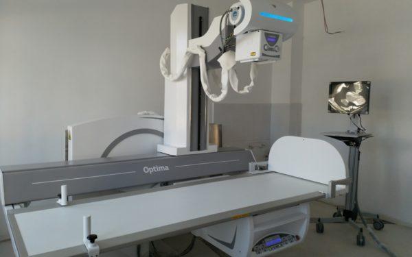 Un aparat ultraperformant pentru radioscopie digitală a fost dat în folosință la Spitalul de Recuperare din Cluj