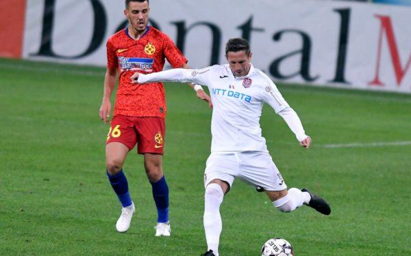 CFR Cluj a remizat cu FCSB. Campioana României rămâne pe primul loc în Liga I