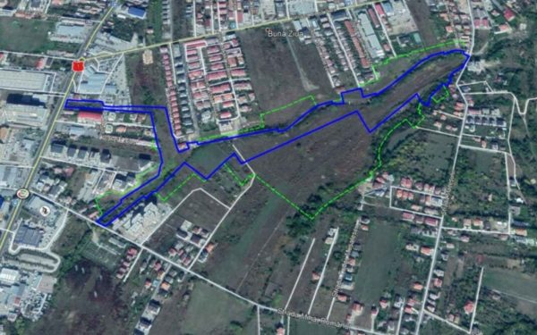 Autoritățile caută cele mai bune soluții pentru amenajarea a două noi parcuri în Cluj